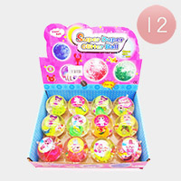 12PCS - Super Duper Glitter Water Balls