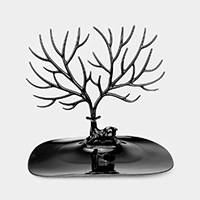 Deer Tree Jewelry Holder Display Stand