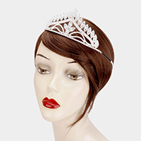 Pageant Crystal Rhinestone Princess Tiara