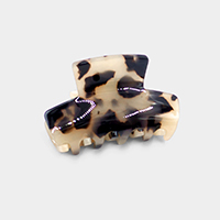 Celluloid Acetate Mini Hair Claw Clip