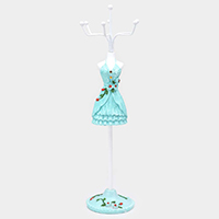 Dress Jewelry Stand Holder Organizer