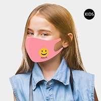Smile Point Reusable Kids Fashion Mask