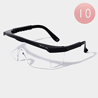10PCS - Prevent Infection Protective Goggles / Sunglasses