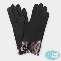 Python Cuff Smart Gloves