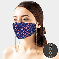 Basic Metal Mask Chain