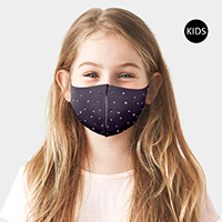 AeroSilver Stone Kids Fashion Mask