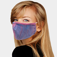 Tie Dye Fashion Mask