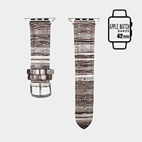 Colorful Stripe Apple Watch Band
