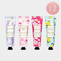 12PCS - Moisturizing and Nourishing Hand Creams