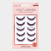 5Pairs - 3D Faux Mink Eye Lashes