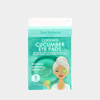 Cooling Cucumber Eye Pads