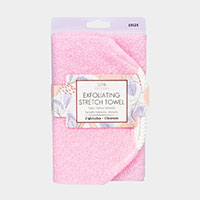 Exfoliating Stretch Towel