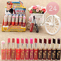 24PCS - Sunscreen Lipsticks