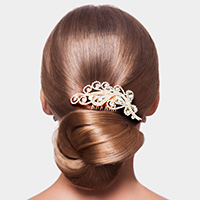 Teardrop Sprout Hair Comb